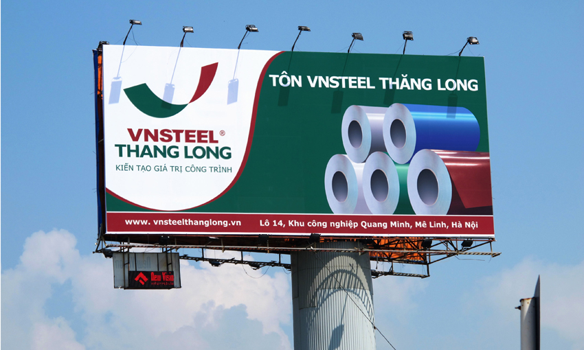 In biển quảng cáo giá rẻ tại Hà Nội