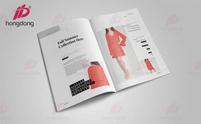 cách thiết kế catalogue