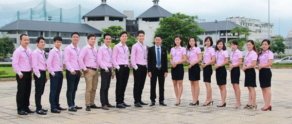 Đội ngũ nhân sự Hồng Đăng