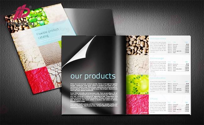 mẹo thiết kế catalog đẹp