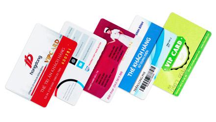 mẫu thẻ nhựa